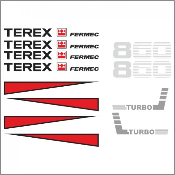 Terex 860 turbo