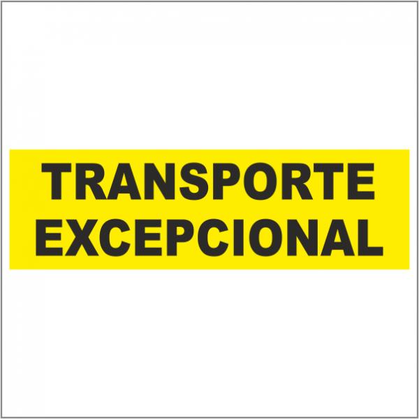 Transporte expecional