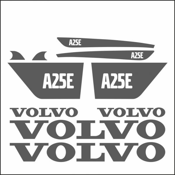 Volvo A25E