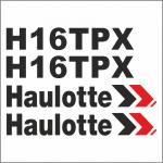 Haulotte HA 16 TPX