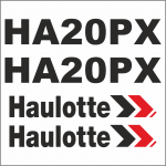 Haulotte HA 20 XP