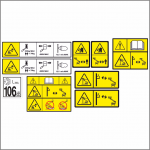 JLG Lift 460 SJ SINAIS